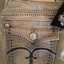 Women Rock Revival Celine Jeans Size 30 Photo