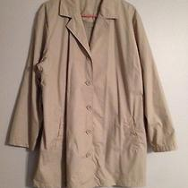 Women's 1x Coat Jacket Water Resistant Mossimo Photo