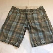 Women's Abercrombie & Fitch Plaid Shorts Size 6 Photo
