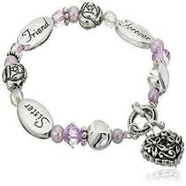 Women's Accessories Expressively Yours Bracelet Sister Friend Forever New Gift  Photo