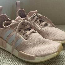 Women's Adidas Nmd Sneakers Blush Pink/nude Size Us 7 Photo