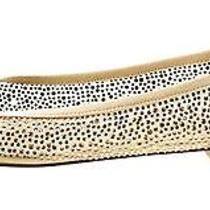 Women's Adrianna Papell Blush Snow Flats Size 8 Photo