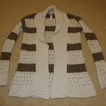 Women's Aeropostale  Open Front Cardigan Sweater Size S Photo