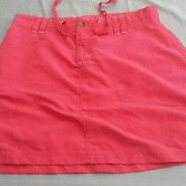 Women's Against the Elements Skirt Size 4 W/cargo and Rear Pocket Draw Strings  Photo