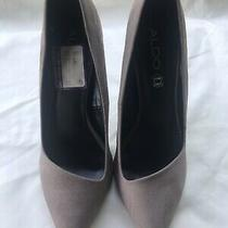 Womens  Aldo Heels Brown Shoes Size 6 Photo