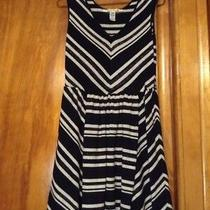 Women's American Rag Cie Sweater Minidress Size S Black/gray Photo