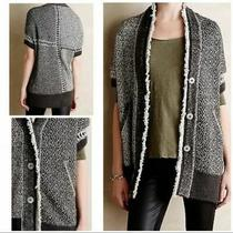 Women's Angel of the North Anthropologie Cardigan Sweater Size Xs/s Small Photo