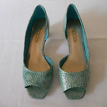 Women's Aqua Moda Open Toe Heels - Size 7 M Photo