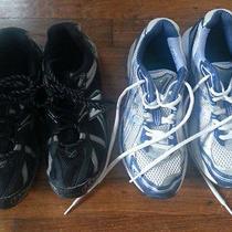 Women's Asics and New Balance Size 9 Running Shoes Photo