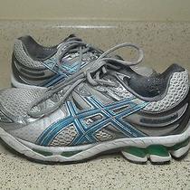 Women's Asics Gel Kayano T050n Blue Running Shoes Size 9 Photo