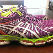 Women's Asics Gel Nimbus 15 Size 10 (Like New) Photo