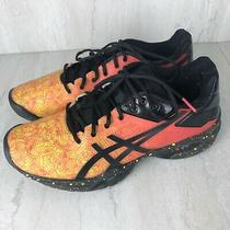 Women's Asics Gel Solution Speed 3 Summer Solstice Shoes Sneakers E650q Size 8.5 Photo
