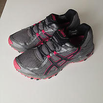 Women's Asics Gel Trabuco 14 Running Sneakers Shoes Size 10 M Photo