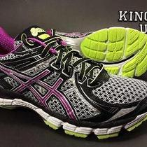 Women's Asics Gt-2000 2 Running Shoes Purple Orchid - 9 Wide Photo