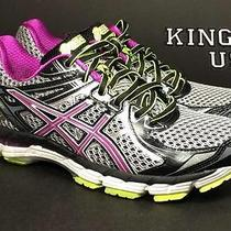 Women's Asics Gt-2000 2 Running Shoes Purple Orchid Size 7.5 Photo