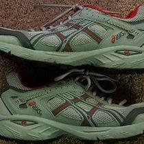 Women's Asics Sneaker Tennis Shoes Photo