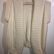 Womens Balenciaga 100% Cashmere Vest Size 40 Photo
