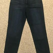 Womens Bandolino Caroline Slim Size 16 Stretch Jeans Nwt's  Photo