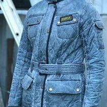 Women's Barbour Heritage Wash International Quilt Jacket Coat Uk 10 Us 6 Eu 36 S Photo
