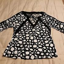 Women's Bcbg Maxazria  Blouse Shirt  -  Size  L Photo