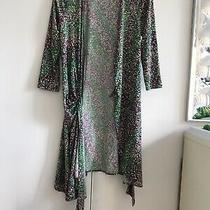 Womens Bcbg Maxazria Spring Wrap Dress Size Small Photo