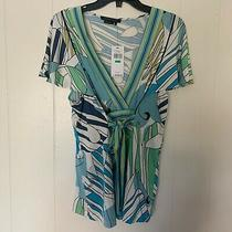 Womens Bcbg Top Nwt 128 Size Large Photo
