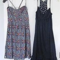 Women's Billabong Beach/sun Dress Sz Med & American Eagle Beach/sun Dress Sz Xs Photo