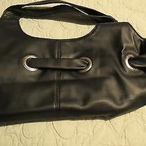 Women's Black Pocket Book by Avon. Handbag  Purse  Photo