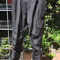 Women's Black Rei E1 Elements Athletic Outdoor Pants Size 8p Eight Petite Photo