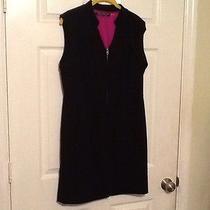 Women's Black Sexy Dress Size 10 Gently Worn. Photo