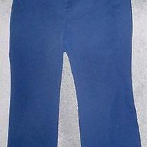 Women's Blue Dickies Pants 2xl Euc  Photo