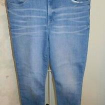 Women's Blue Legging Skimmer Jeans Gap Size 14r Photo