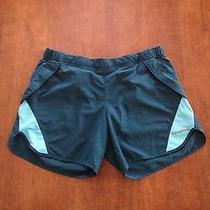 Women's Blue Patagonia Trail Chaser Shorts Size Small Photo