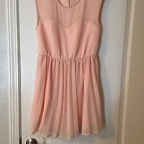 Women's Blush Dress. Size Medium. Worn and Washed Once Photo