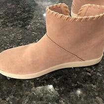 Women's Boots Rylee Koolaburra by Ugg Blush Size 7 Amazing Condition  Photo