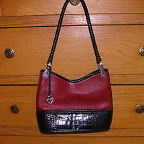 Women's Brighton Leather Hand Bag/purse Leather Photo