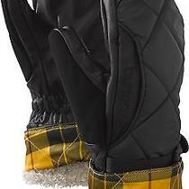 Women's Burton Insulator Mittens Mitts New Snow Ski Snowboard Winter Sml Photo