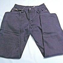 Women's . Calvin Klein Dark Blue Denim Jeans . Size 13  Photo