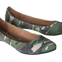 Women's Camo Ballet Slipper Flats Slip Ons Shoes Mossimo Sz 6 Photo