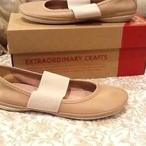 Women's Campers Right Nina Ballet Flats Size 10/40 Blush Pink Nib Photo