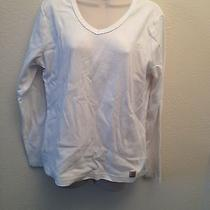 Women's Carhartt Long Sleeve v-Neck Shirt Photo
