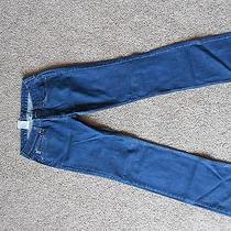 Women's Carhartt Modern Fit Jeans Size 8x34 Photo