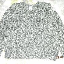 Women's Classic Elements Petite Sweater Size Xlp 70%Polyester  Photo