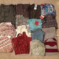 Women's Clothing Size M/l Billabong/o'neil/american Eagle Photo