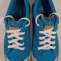 Women's Coach Athletic Shoes Us Size 6.5b Excellent Condition Very Gently Used Photo