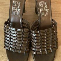 Womens Coach & Four Sandals Size 7 Photo
