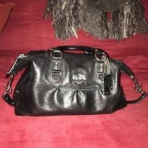 Women's Coach Leather Handbag Photo