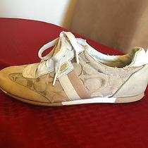 Women's Coach Shoes Size 8 Photo