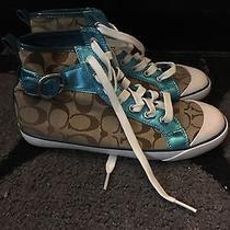 Women's Coach Sneakers 6.5 Photo