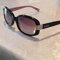 Women's Coach Sunglasses Photo